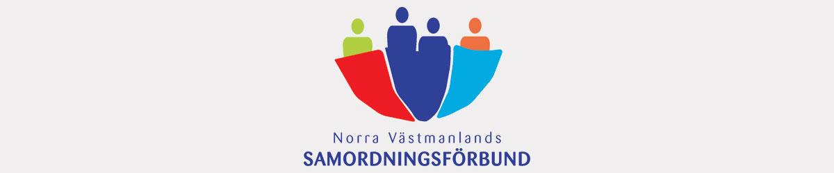 Norra Västmanlands Samordningsförbunds logga.